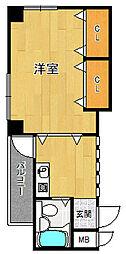 ロングライフパート3[306号室]の間取り