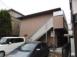 大阪府守口市竹町の賃貸アパートの外観