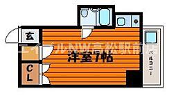R太田ハイム[2階]の間取り