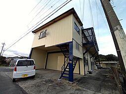 コーポ西別所[2階]の外観