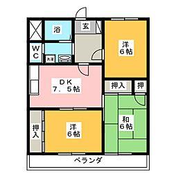 土橋駅 5.9万円