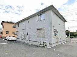 千葉県茂原市茂原の賃貸アパートの外観