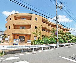 京都府京都市西京区桂坤町の賃貸マンションの外観