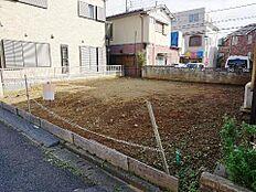 敷地面積約31坪の平坦地です。