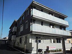 兵庫県尼崎市額田町の賃貸アパートの外観