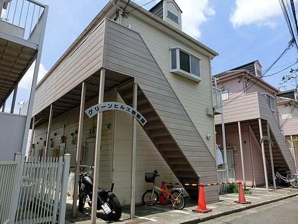 グリーンヒルズ壱番館 2階の賃貸【神奈川県 / 横浜市西区】