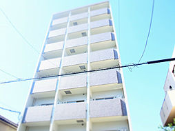 セントラルヒルズ橘[3階]の外観