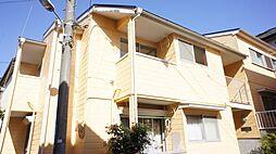 コーポヤマネ2[2階]の外観
