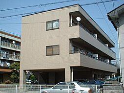 埼玉県さいたま市浦和区領家3丁目の賃貸マンションの外観