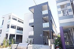 リブリ・アスター西新井[2階]の外観