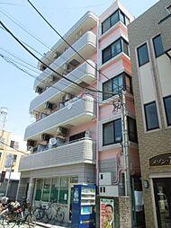 神奈川県川崎市川崎区小田4丁目の賃貸マンションの外観