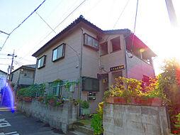 ハイムTOKIWA[2階]の外観