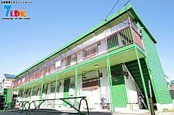 マンション甘樫[1階]の外観