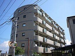 福岡県糟屋郡粕屋町長者原東3丁目の賃貸マンションの外観