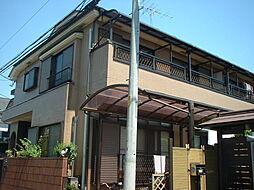 東京都豊島区長崎6丁目の賃貸アパートの外観