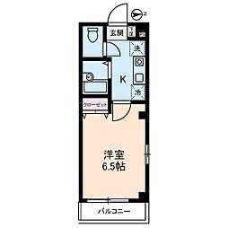 プレミアムバリュー板橋徳丸[4階]の間取り