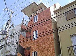 兵庫県神戸市兵庫区永沢町3丁目の賃貸マンションの外観