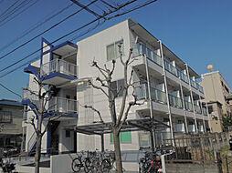 青山マンション[106号室]の外観