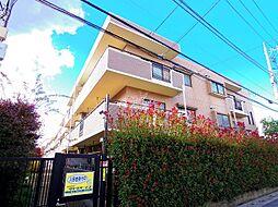 東京都練馬区高松3丁目の賃貸マンションの外観