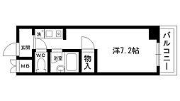 マンションNOTO[303号室]の間取り