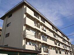 高野マンション[3階]の外観