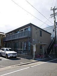 愛知県名古屋市昭和区御器所2丁目の賃貸アパートの外観