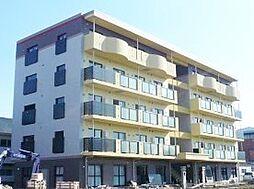 神奈川県平塚市四之宮2丁目の賃貸マンションの外観