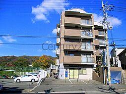 大阪府池田市渋谷2丁目の賃貸マンションの外観
