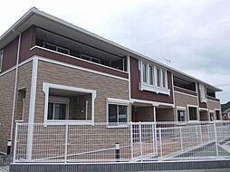 兵庫県相生市緑ケ丘2丁目の賃貸アパートの外観
