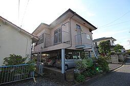 松本貸家[2階]の外観