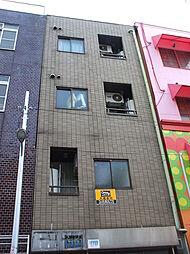 山中マンション[3階]の外観