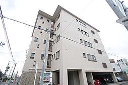 愛知県名古屋市昭和区折戸町4丁目の賃貸マンションの外観