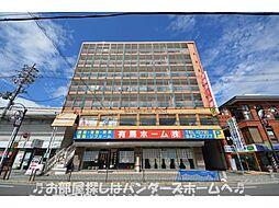 大阪府枚方市禁野本町1丁目の賃貸マンションの外観