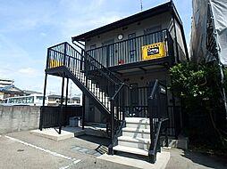 兵庫県加古川市加古川町篠原町の賃貸アパートの外観
