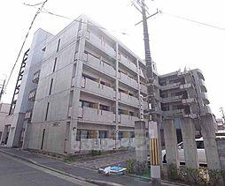 京都府京都市右京区西院下花田町の賃貸マンションの外観
