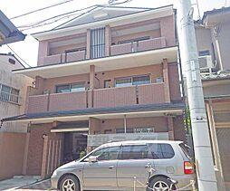 京都府京都市上京区靭屋町の賃貸マンションの外観