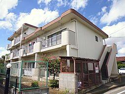 東京都昭島市上川原町3丁目の賃貸マンションの外観