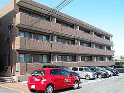 愛知県日進市竹の山2丁目の賃貸マンションの外観