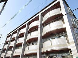 大阪府四條畷市砂2丁目の賃貸マンションの外観