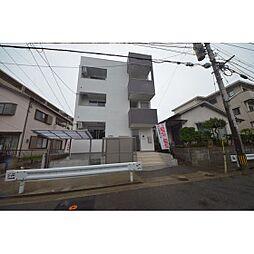 福岡県福岡市博多区相生町3丁目の賃貸アパートの外観