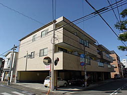 東雲Kマンション[203号室]の外観