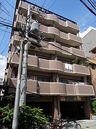 ラドーム平安[6階]の外観