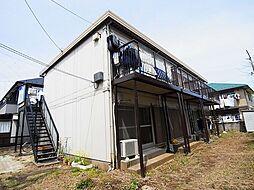 コーポ東中新宿[102号室]の外観