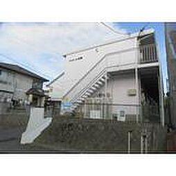 福岡県北九州市小倉南区蜷田若園2丁目の賃貸アパートの外観