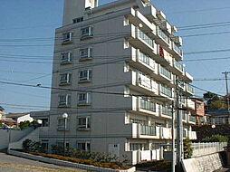 ハムステッドコート[4階]の外観