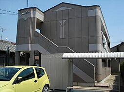愛知県一宮市馬見塚字郷内の賃貸アパートの外観