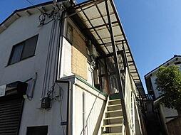 ヴィラナリー大久保[2階]の外観
