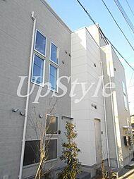 東京都葛飾区柴又4の賃貸アパートの外観