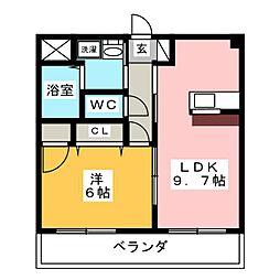 牛田駅 6.1万円