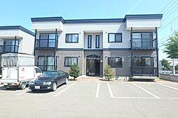 北海道札幌市東区伏古十三条5丁目の賃貸アパートの外観